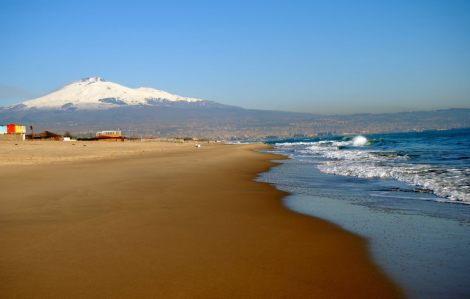 Spiaggia Playa di Catania